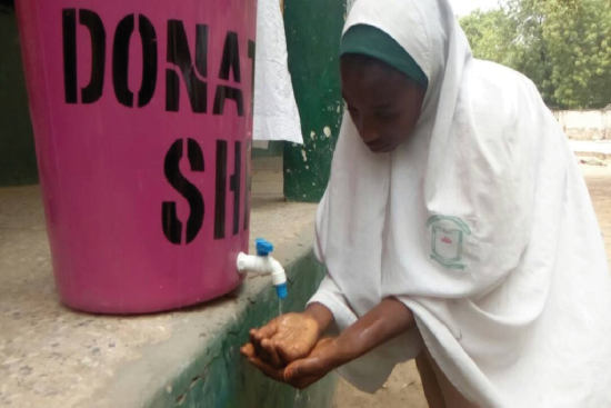 Serendipity Healthcare Foundation – help provide children with access to clean water in Nigeria